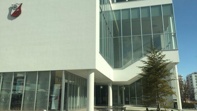 清泉女学院大学キャンパス