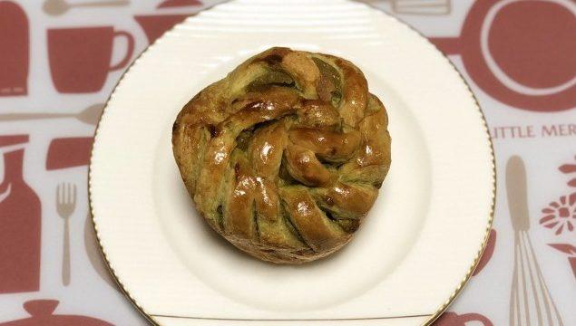 リトルマーメイドの抹茶パン